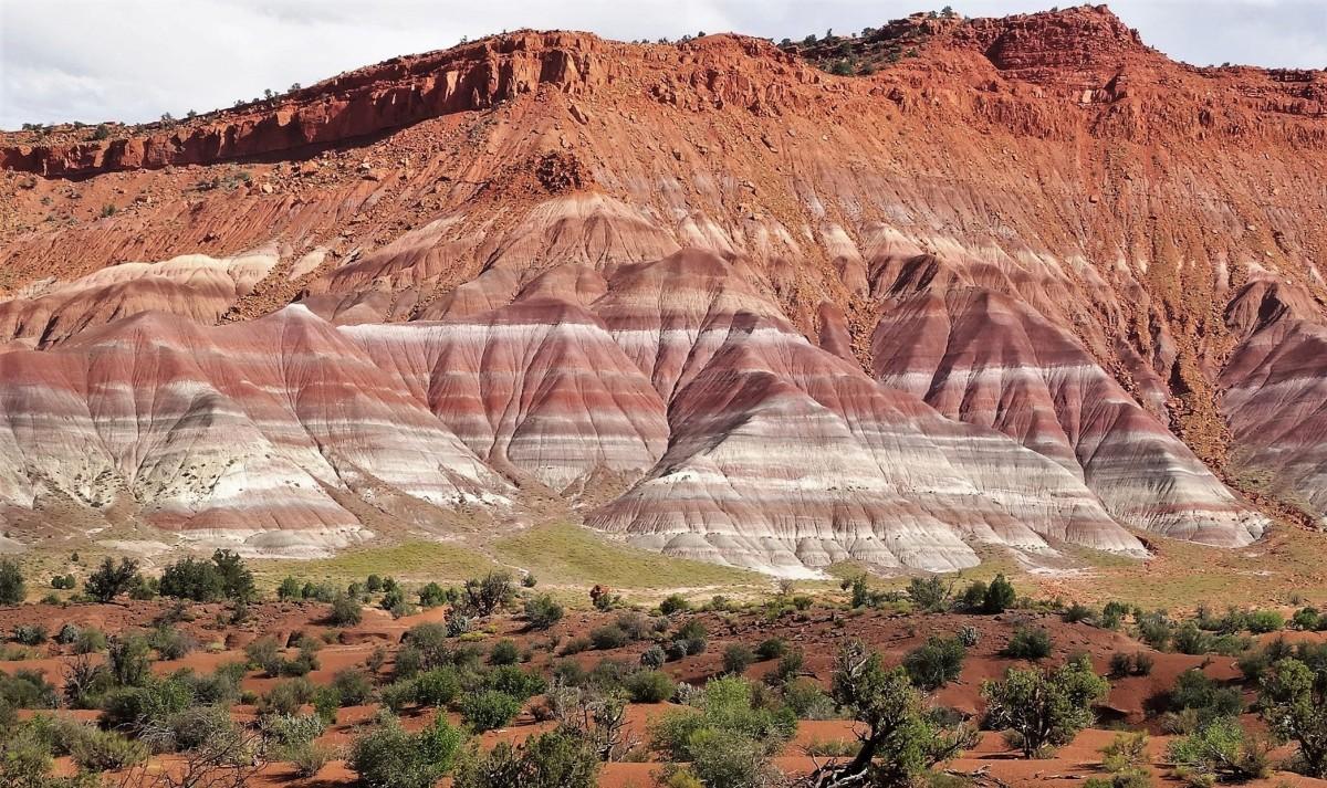 Zdjęcia: Old Paria, Utah, Kocham czerwone skały, USA