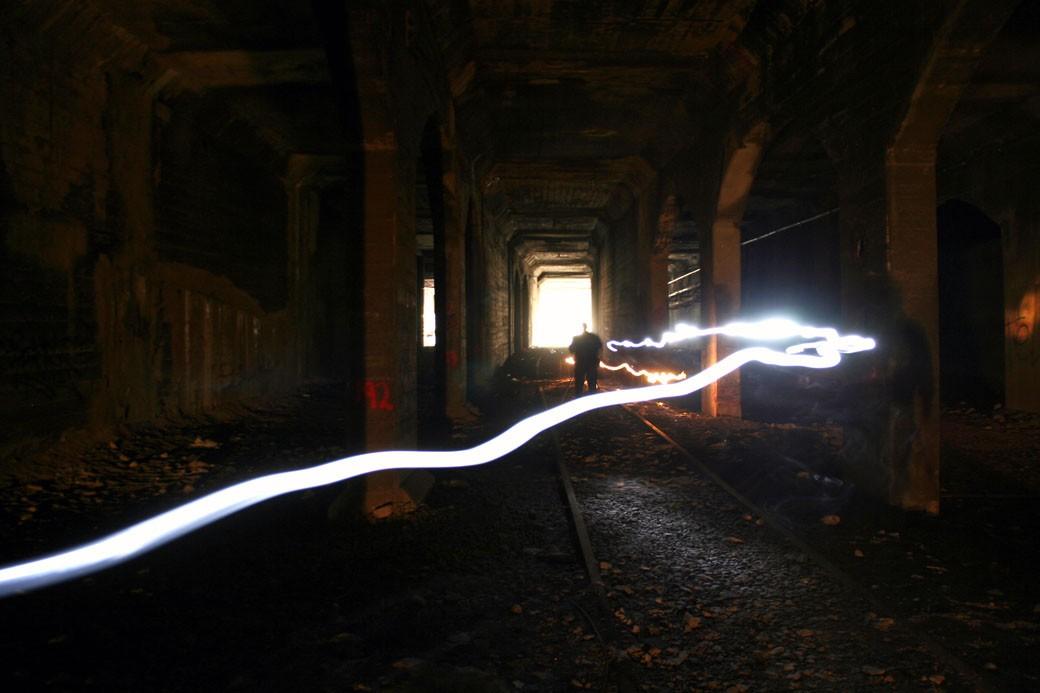 Zdjęcia: Rochester, Stan New York, Opuszczone metro w Rochester, NY, USA