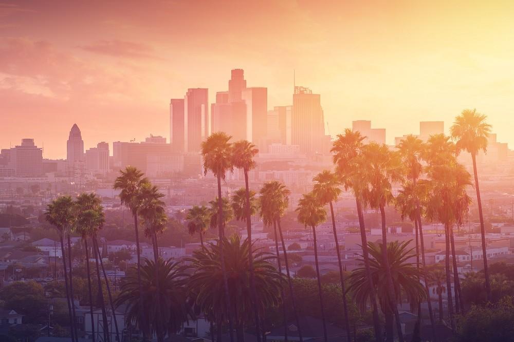 Zdjęcia: ---, Los Angeles, nazywane Miastem Aniołów, to centrum przemysłu filmowego. Jego największymi a, Los Angeles, USA
