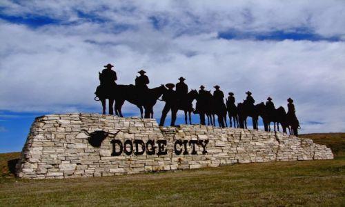 Zdjecie USA / - / Kansas / Dodge City / Dodge City Wita :)