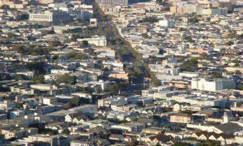 Zdjecie USA / California / San Francisco / Castro...dzielnica  gejow