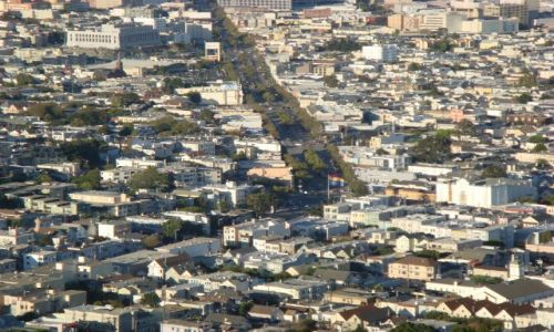 Zdjecie USA / California / San Francisco / Castro...dzieln