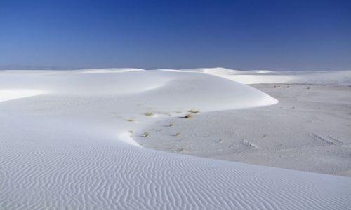 Zdjecie USA / - / Nowy Meksyk / White Sands / White Sands 5