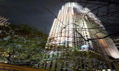 Zdjecie USA / NY / NYC / Rock - Rockefeller Center