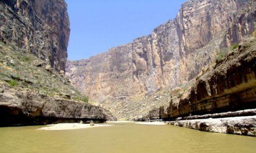 Zdjecie USA / - / Texas / Big Bend NP / Santa Elena Canyon / Santa Elena Canyon 3