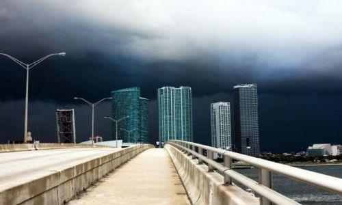 Zdjecie USA / - / Miami / Przed burza