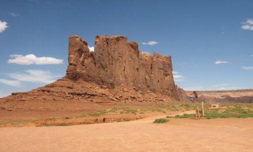 Zdjęcie USA / Arizona/Utah / Monument Valley / MV...