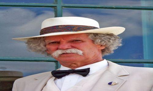 Zdjecie USA / - / Missouri / Hannibal / KONKURS: Mark Twain jak zywy :)