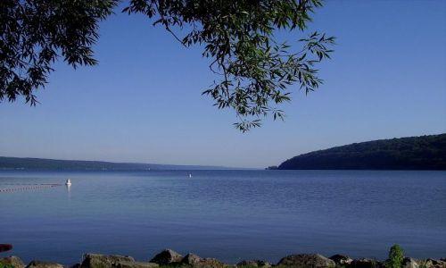 USA / stan Nowy York / Finger Lakes- Watkins Glen / Seneca Lake