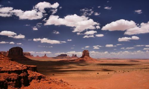 Zdjecie USA / Utah / Monument Valley / Monument Valley