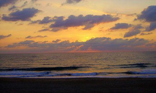 Zdjęcie USA / North Carolina / Outer Banks / tuz przed wschodem słońca