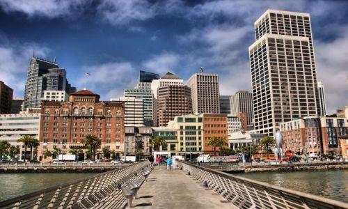 Zdjęcie USA / California / San Francisco / Nabrzeże San Francisco