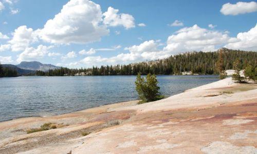 Zdjęcie USA / California / Yosemite NP / Cathedral Lakes