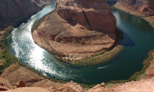 Zdjęcie USA / Arizona / Page / Horseshoe Bend