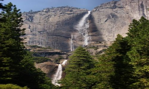 Zdjecie USA / California / Yosemite Valley / Yosemite Valley