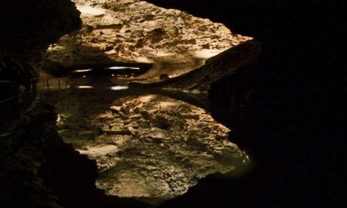 Zdjecie USA / - / Missouri / Wyzyna Ozark / Jaskinie Meramec 2