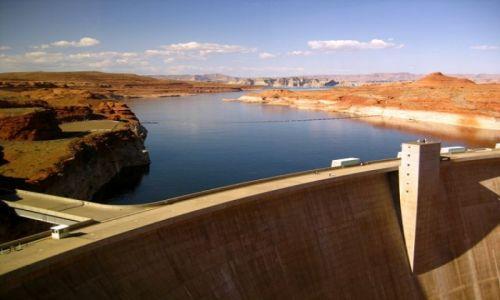 Zdjecie USA / Arizona / Page / Glen Canyon