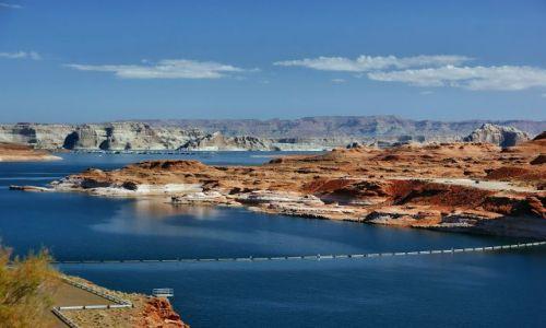 Zdjęcie USA / Utah / USA / Okolice Glen Canyon Dam