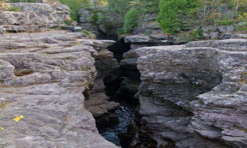 Zdjęcie USA / - / Minnesota / Temperance River