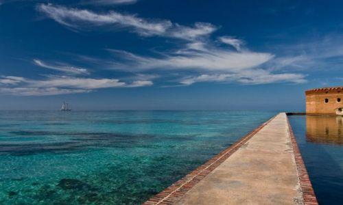 Zdjęcie USA / Floryda / Fort Jefferson / Park Narodowy Dry Tortugas