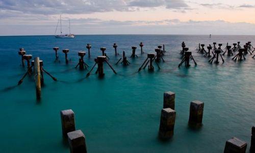 Zdjecie USA / Floryda / Dry Tortugas / Park Narodowy Dry Tortugas