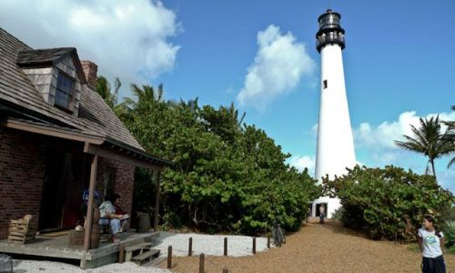 USA / Floryda / Floryda / Park Stanowy Bill Baggs Cape