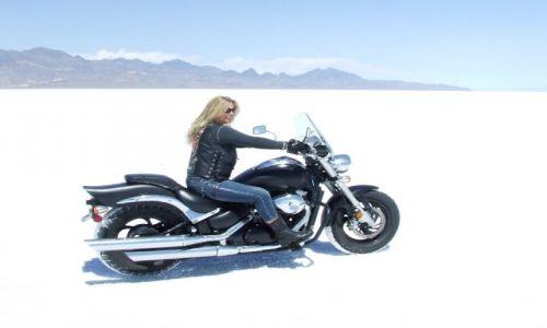 Zdjecie USA / Utah / Salt lake / Route66