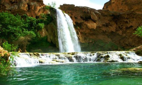 Zdjecie USA / na zachod od grand canyon / Havasupai Indian Reservation / znowu havasupai