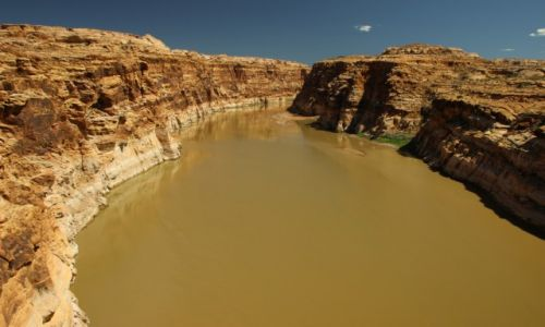 Zdjecie USA / - / Utah / Colorado River