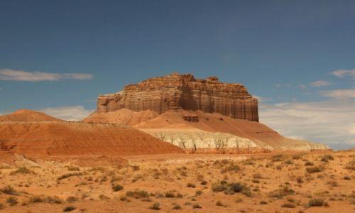 Zdjecie USA / - / Utah / Goblin Valley / Wild Horse Butte