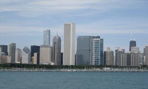 Zdjęcie USA / - / Chicago / Chicago  -  Wieżowce