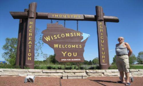 Zdjęcie USA / - / USA / Stan Wisconsin