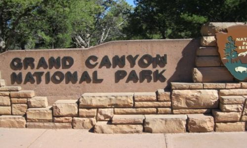 Zdjecie USA / - / Stan Arizona / Wielki Kanion