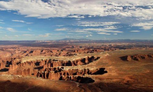 Zdjecie USA / - / Utah / Canyonlands NP / Canyonlands