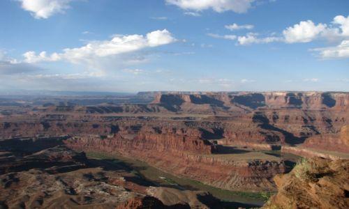 Zdjecie USA / Utah / Dead Horse Point State Park / Konkurs - Marzenia się spełniają...