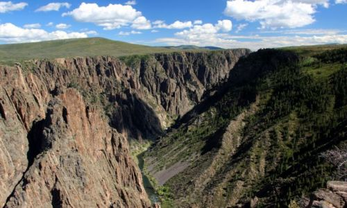 Zdjecie USA / - / Colorado / Montrose / Black Canyon
