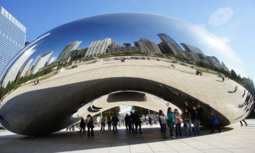 Zdjęcie USA / - / Chicago / Fasolka