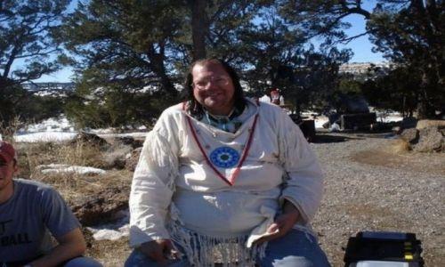 Zdjecie USA / Nowy Meksyk  / Zuni / indiańskie miasteczko Zuni