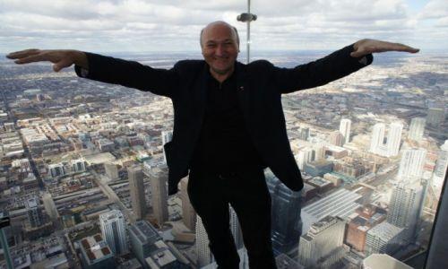 Zdjęcie USA / Illinois / Chicago, Willis Tower - 103 piętro, na wysokości 412 m / 412 m nad ziemią