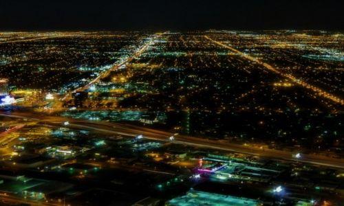 Zdjęcie USA / Nevada / Las Vegas / Metropolia z Stratosphere Tower