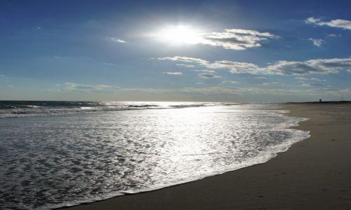 Zdjecie USA / Fire Island / Robert Moses State Park / Na plaży