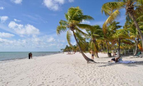Zdjecie USA / Floryda / Key West / Plaża w Key West