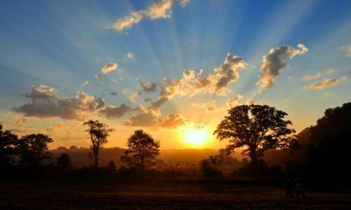 Zdjęcie USA / Michigan  / Kalamazoo / Wschód słońca