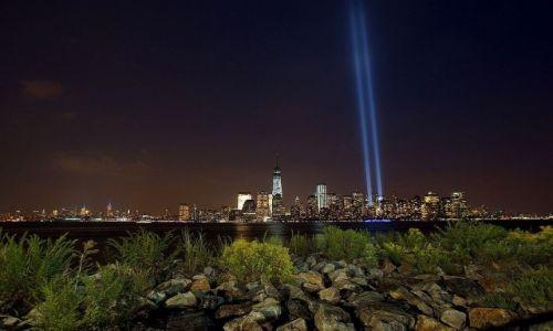 Zdjecie USA / New York / Mangattan, downtown / 9/11 - 12 lat minęło...