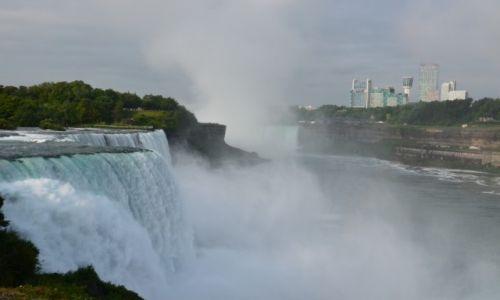 Zdjecie USA / Nowy Jork / Niagara Falls / Takie oklepane
