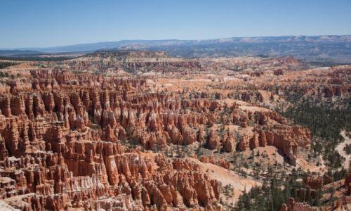 Zdjecie USA / Pałskowyż Kolorado / Bryce Kanion / Bryce Kanion