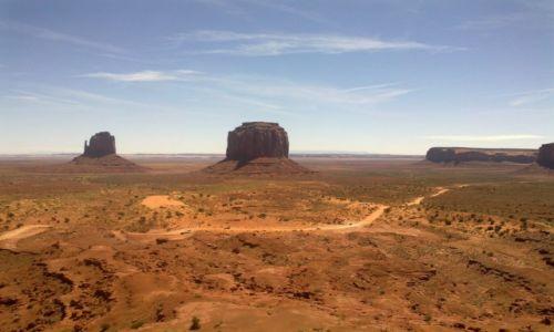 Zdjecie USA / Arizona/Utah / Monument Valley / Konkurs