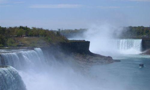 Zdjecie USA / brak / Niagara / wodospad