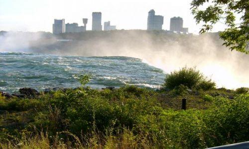 Zdjecie USA / Stan Nowy York / Niagra falls / Niagara