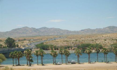 Zdjecie USA / brak / Arizona/Nevada / Rzeka Colorado
